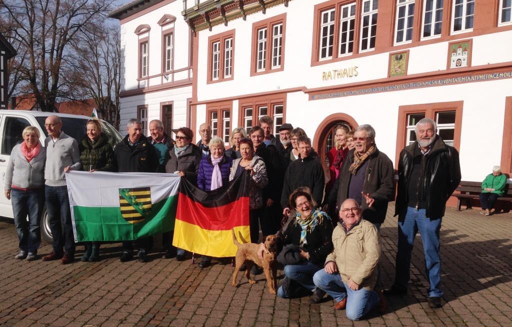 Treffen Oschatzpartnerschaft 2014