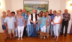 Besuch in Oschatz 2015